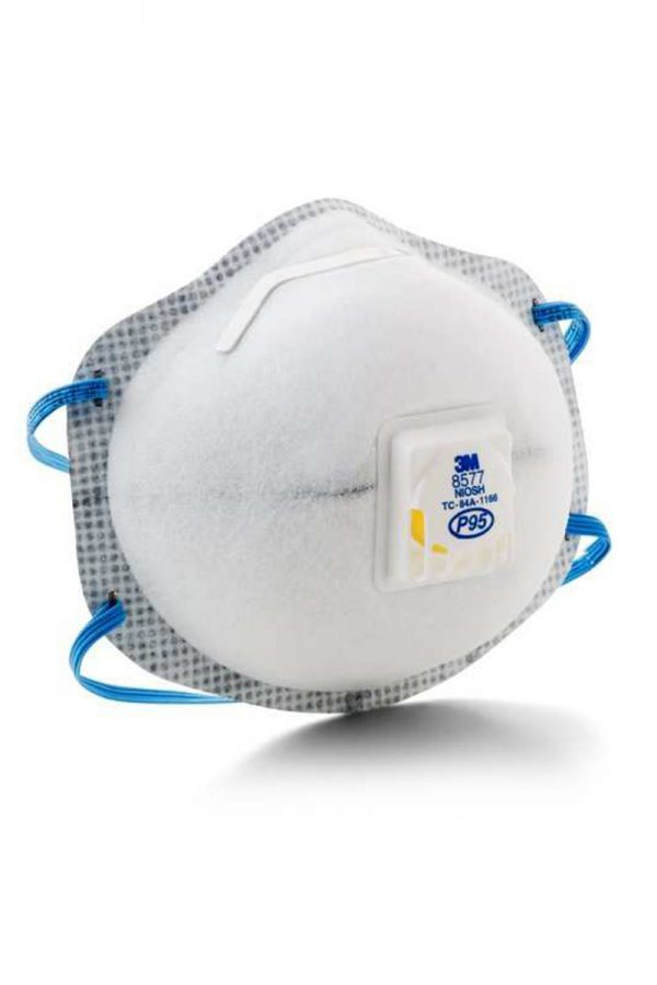 3M™ Particulate Respirator 8577, P95
